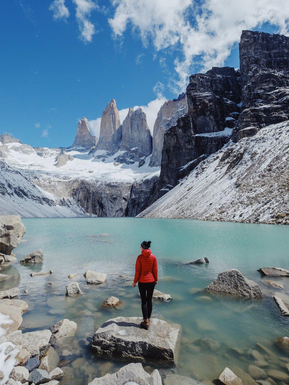 Torres-del-Paine-Base-de-las-Torres-Wanderung