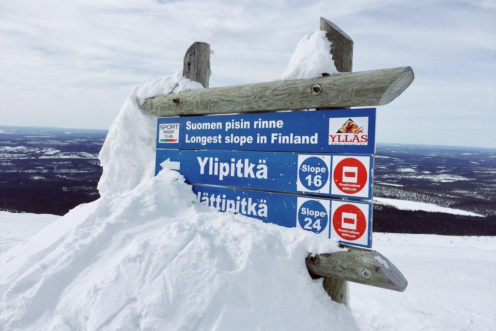 laengste-Skipiste-Finnlands-Yllas