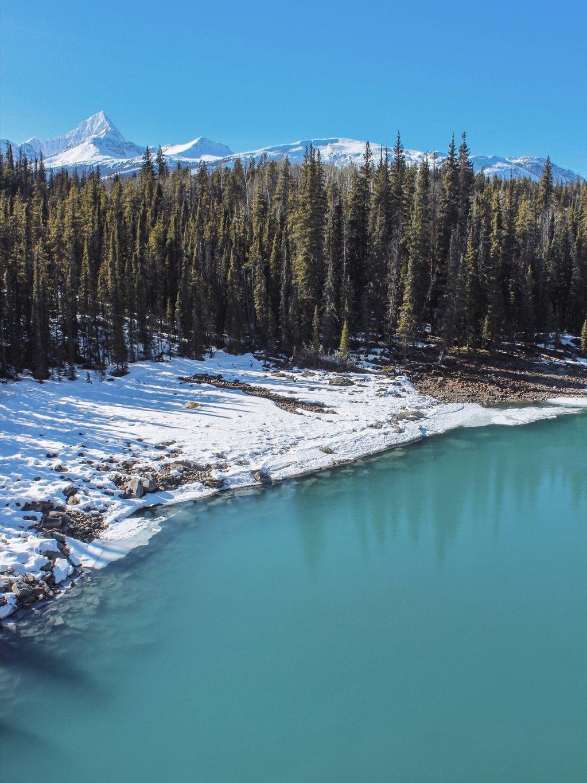 Athabasca-Falls-Jasper-Nationalpark-Kanada