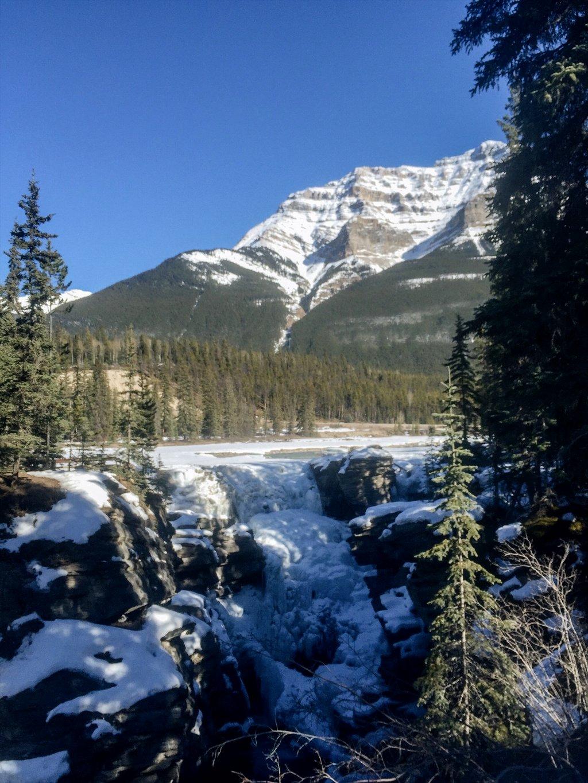 Athabasca-Falls-Jasper-Nationalpark