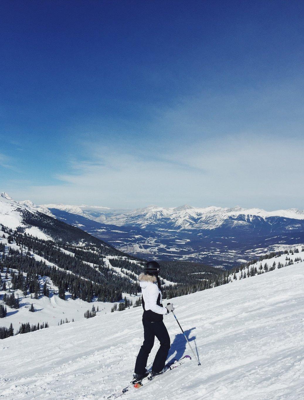 Kanada-Skifahren-Jasper-Marmot-Basin