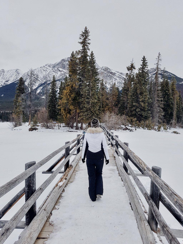 Pyramid-Lake-Jasper-Kanada-Instagram-Spot
