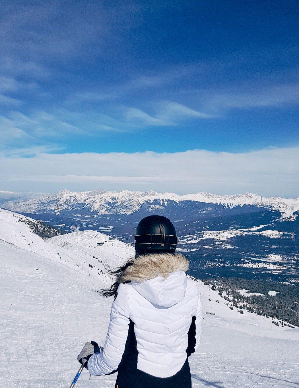 Skifahren-Jasper-Kanada-Marmot-Basin