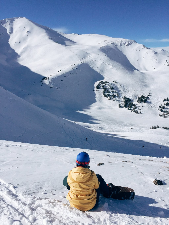 Snowboarden-Kanada-Marmot-Basin-Jasper