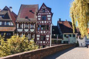Ulm-Fischerviertel-Bruecke-Altstadt