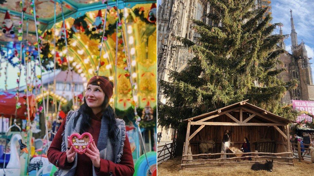 Ulmer Weihnachtsmarkt Tipps Staedtetrip Ulm