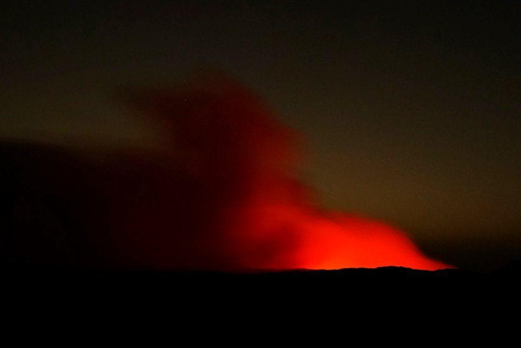Vulkan Erta Ale Aethiopien