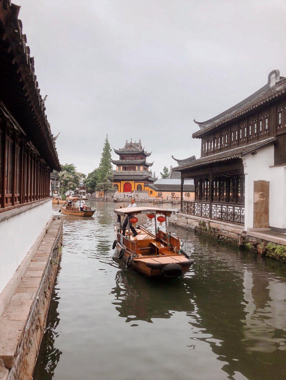 Wasserstadt-Zhujiajiao