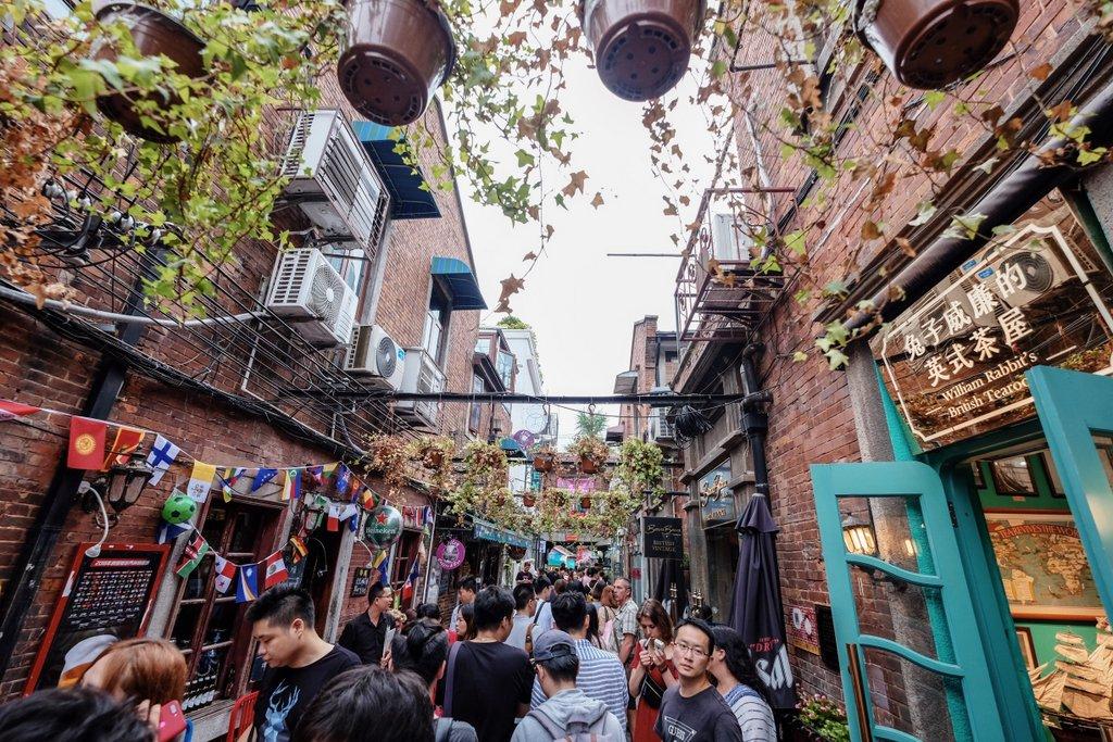Shanghai-Reisetipps-Tianzifang