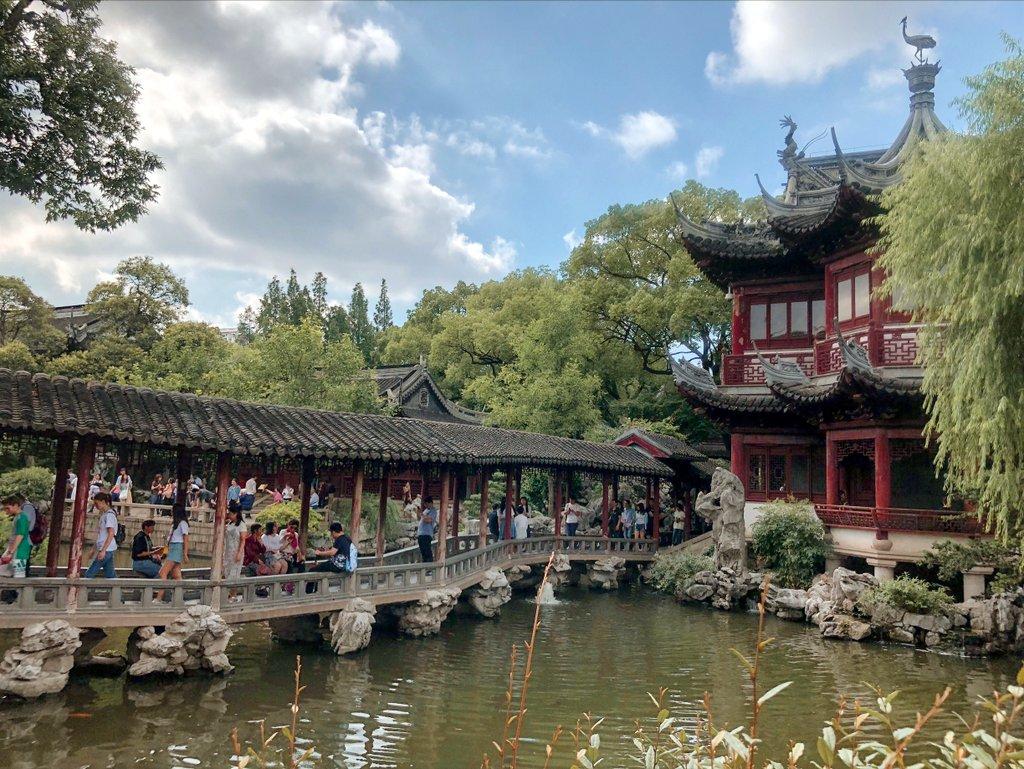 Shanghai-Sehenswuerdigkeiten-Yu-Garten