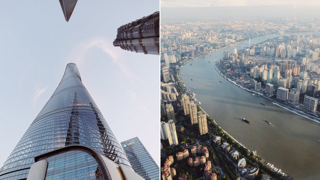 Shanghai Tower Sightseeing Tipps