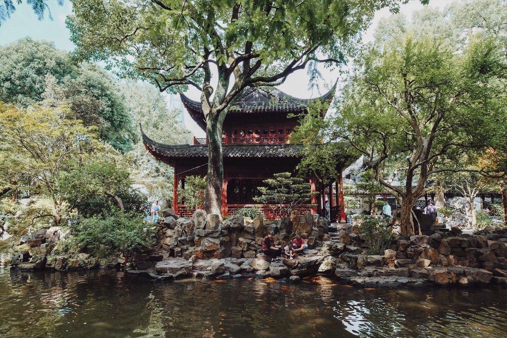 Yu-Yuan-Garden-Shanghai-Sightseeing-Tipps