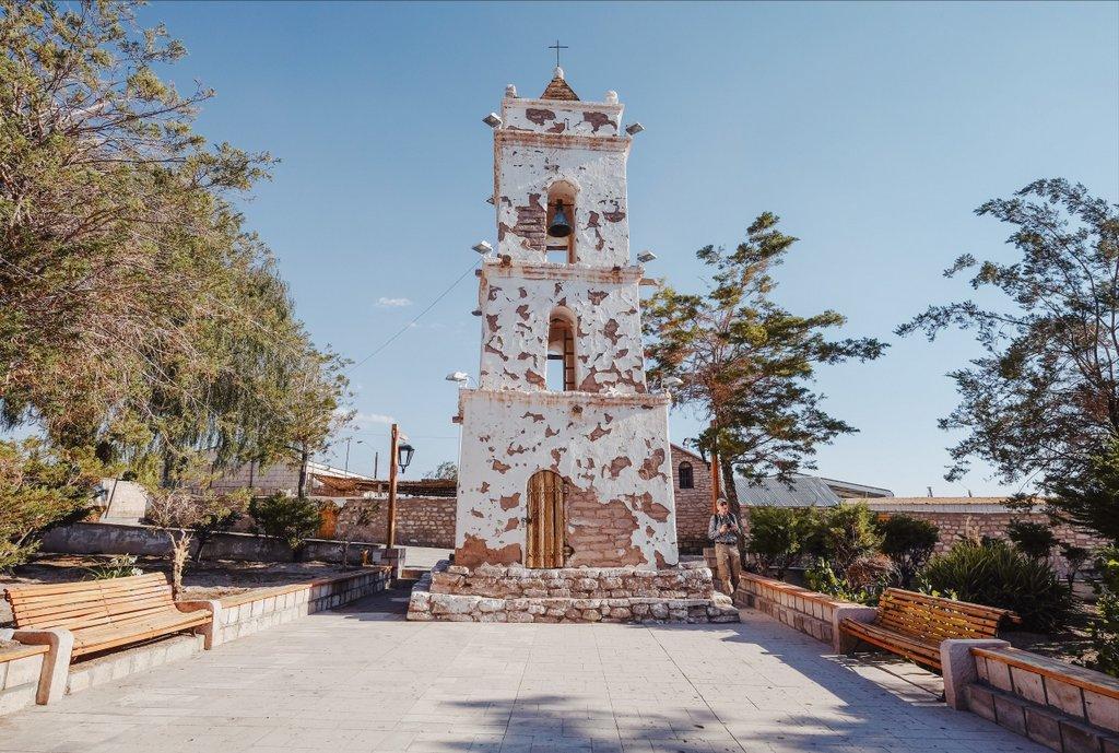 Toconao-Atacama-Kirche