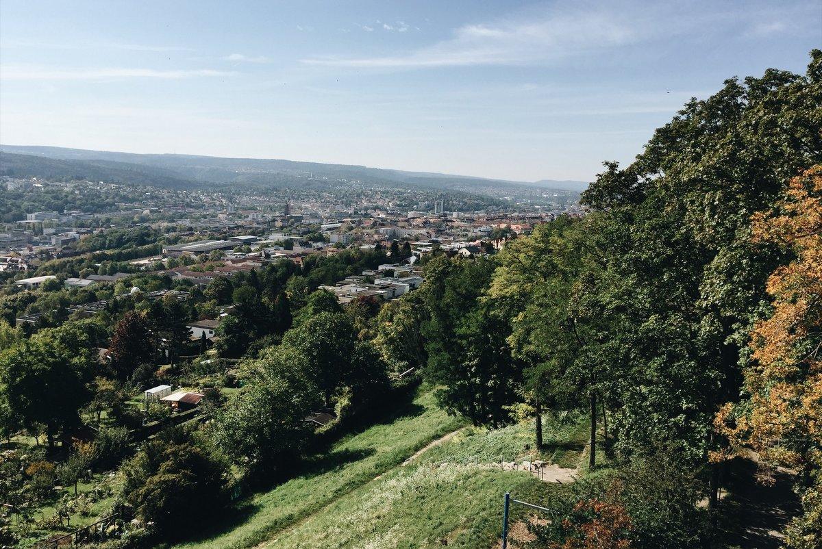 Pforzheim_Blick-vom-Wartturm