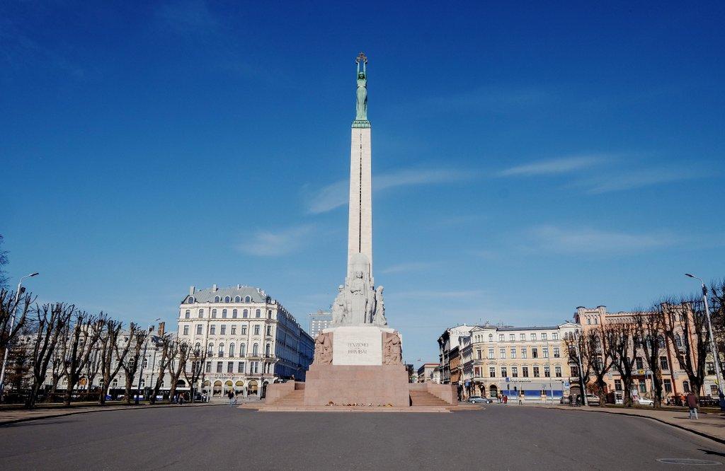 Riga-Freiheitsdenkmal