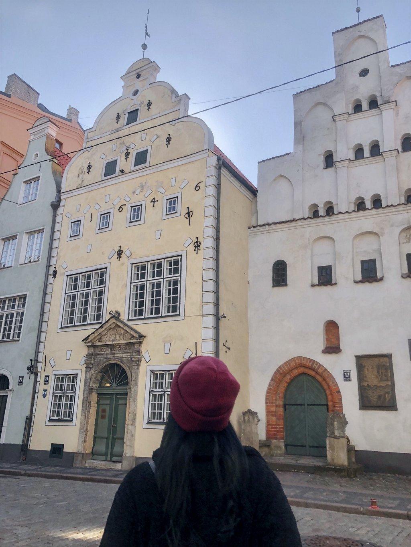 Riga-Sehenswuerdigkeiten-Drei-Brueder.
