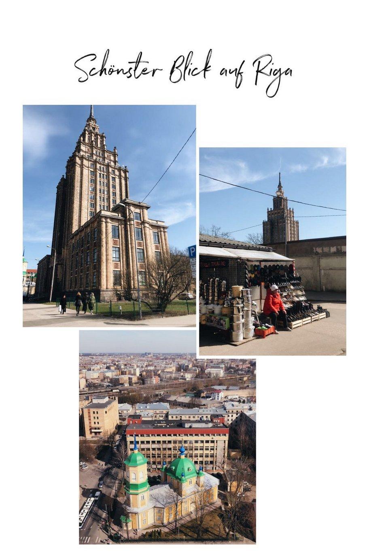 Riga Sehenswuerdigkeiten Stalins Geburtstagstorte