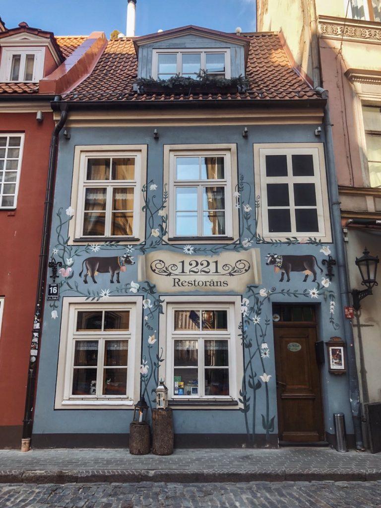 Riga-Staedtetrip-historische-Altstadt