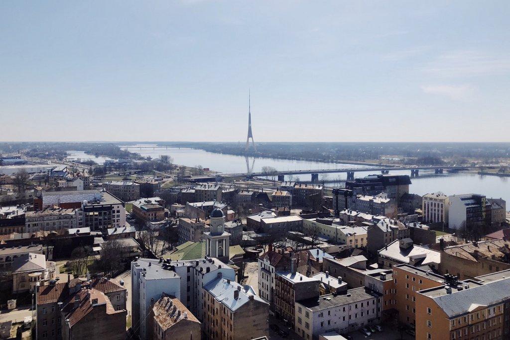 Riga-Tipp-Aussicht-Fernsehturm