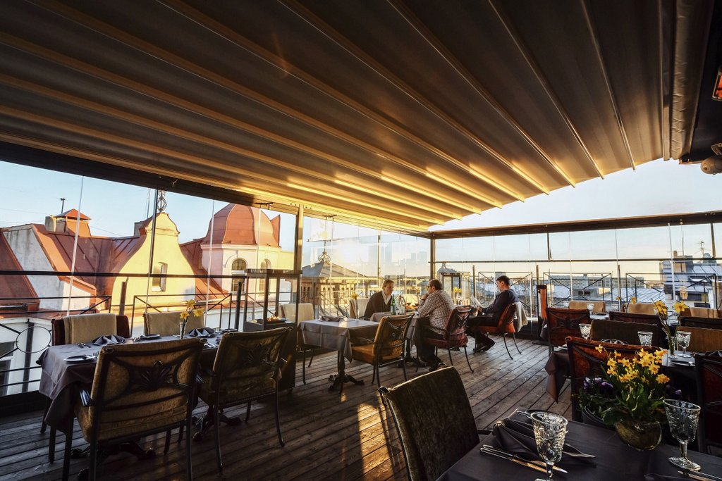 Riga-Tipps-Gutenbergs-Rooftop-Restaurant