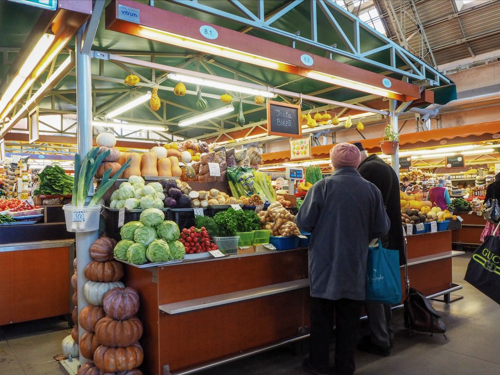 Riga-Zentralmarkt-Tipp