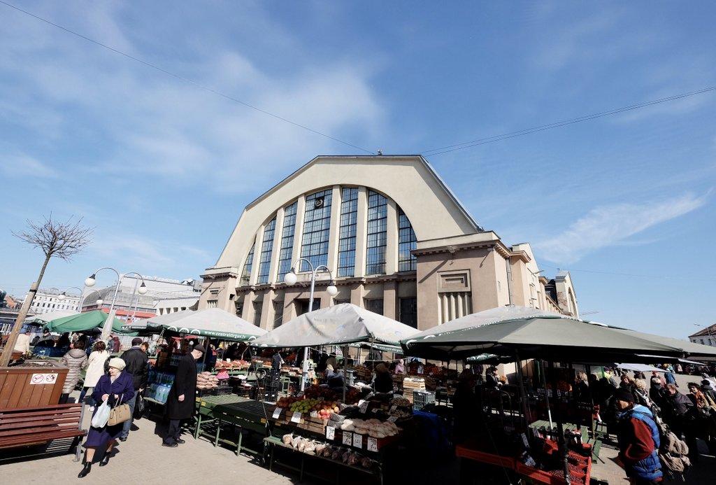 Riga-Zentralmarkt