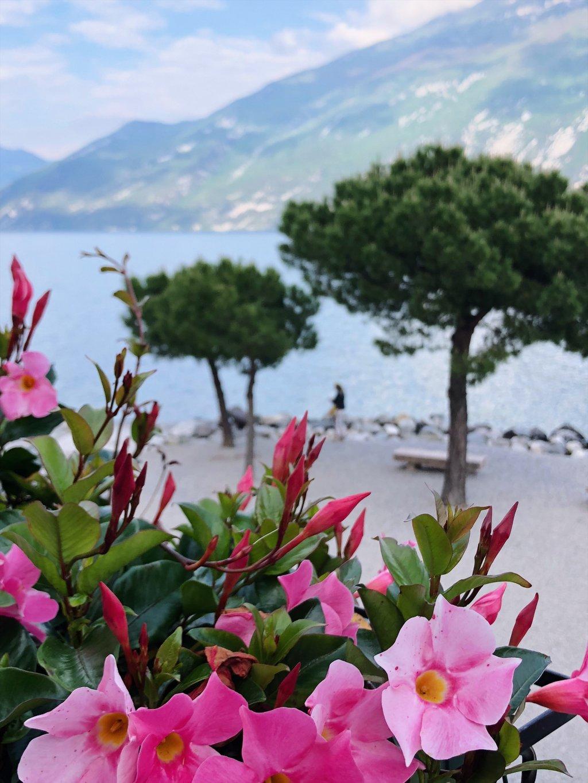 Limone-Strand-Gardasee