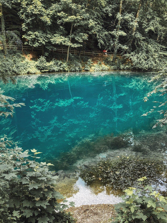 Blaubeuren-Quelle-Blautopf