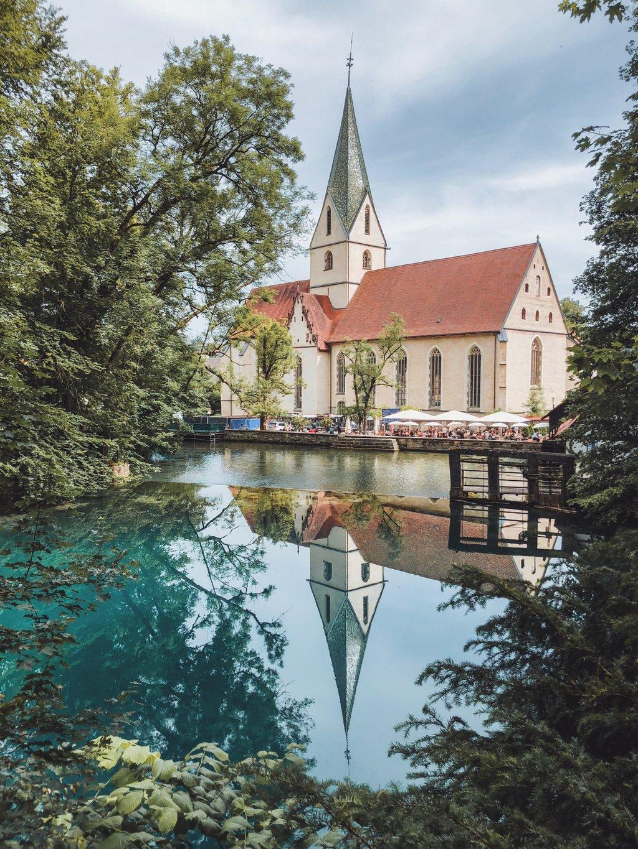 Blaubeuren-Sehenswuerdigkeiten-Kloster