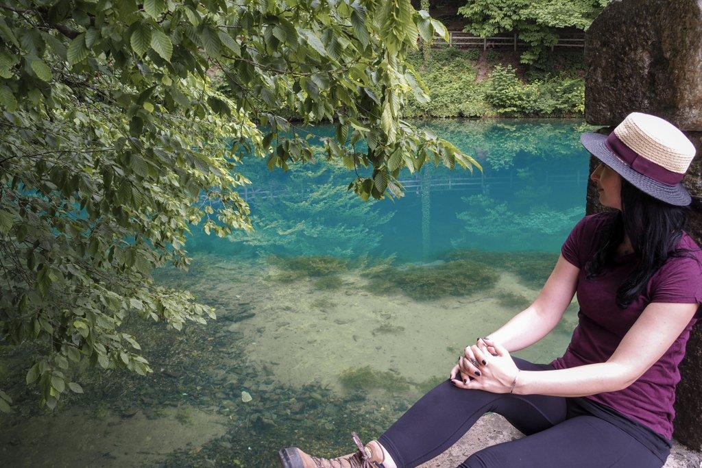 Blautopf Blaubeuren Ausflugsziel