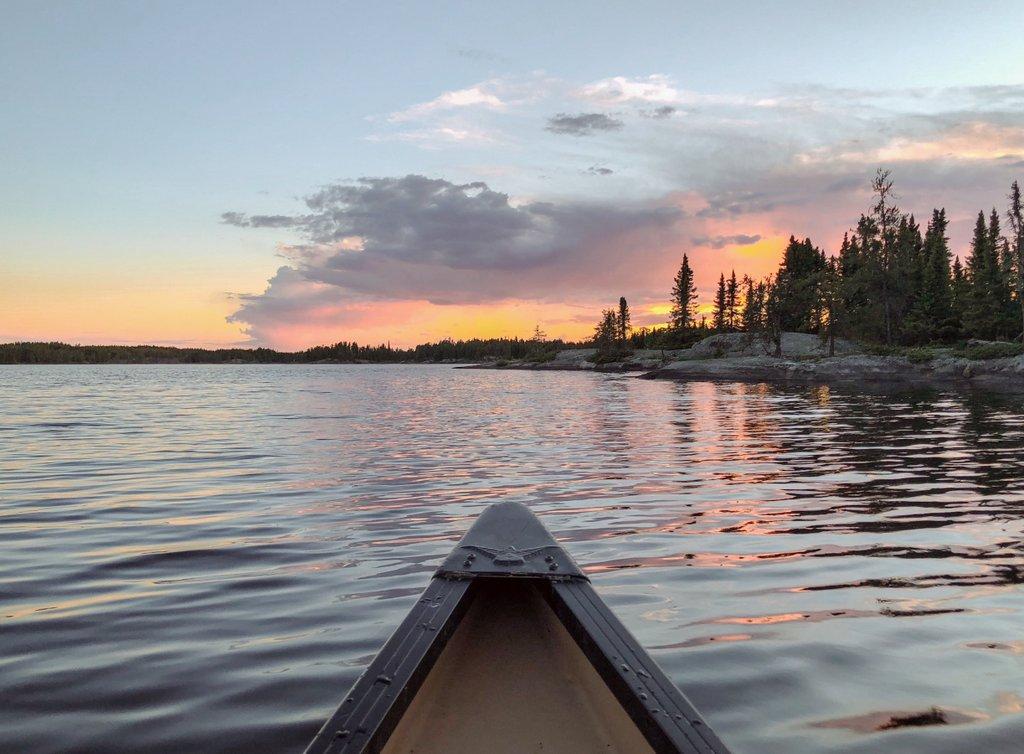 Kanu-Kanada-Manitoba-Tipps