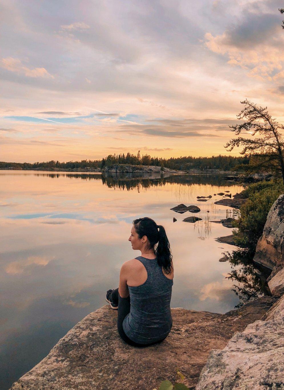 Manitoba-Reise-Sommer-Kanu-paddeln-Seen