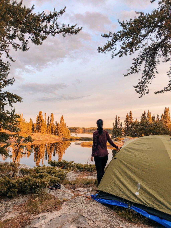 Manitoba-Reiseideen-Outdoor-Kanu-Camping-Abenteuer