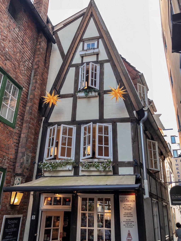 Bremen-Schnoor-Teestuebchen