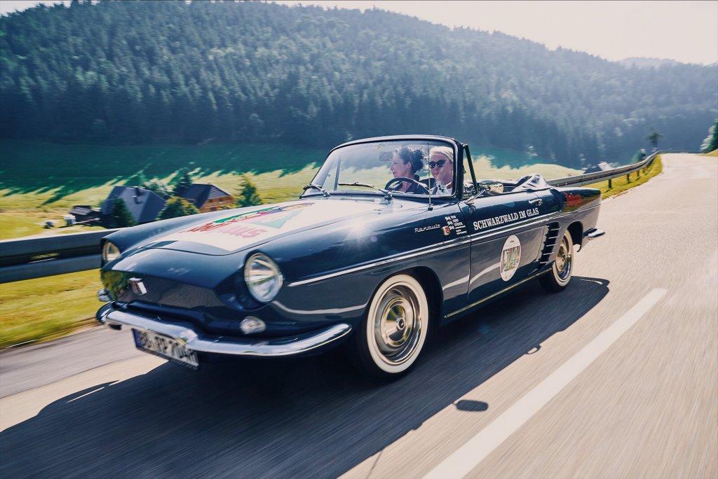 Schwarzwald-Classic-Oldtimer-Rallye