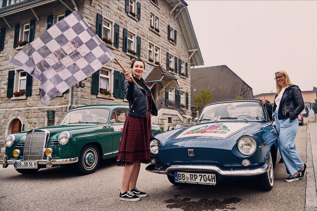 Start-Rallye-Rothaus-Brauerei