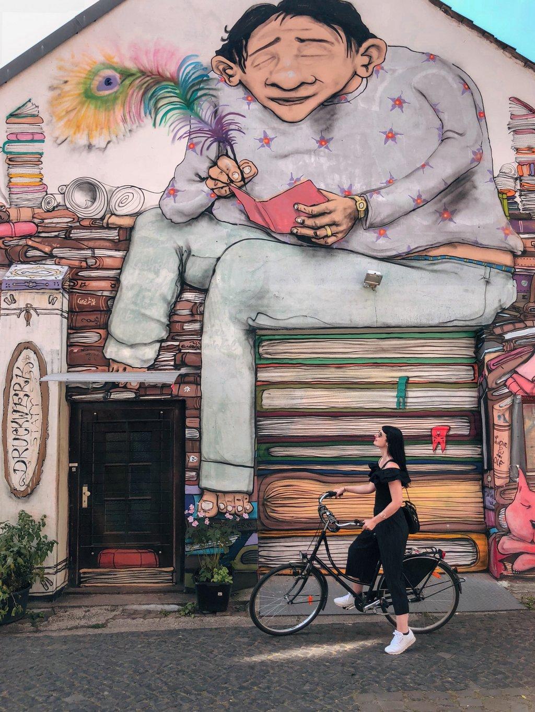 Hannover-Linden-Streetart