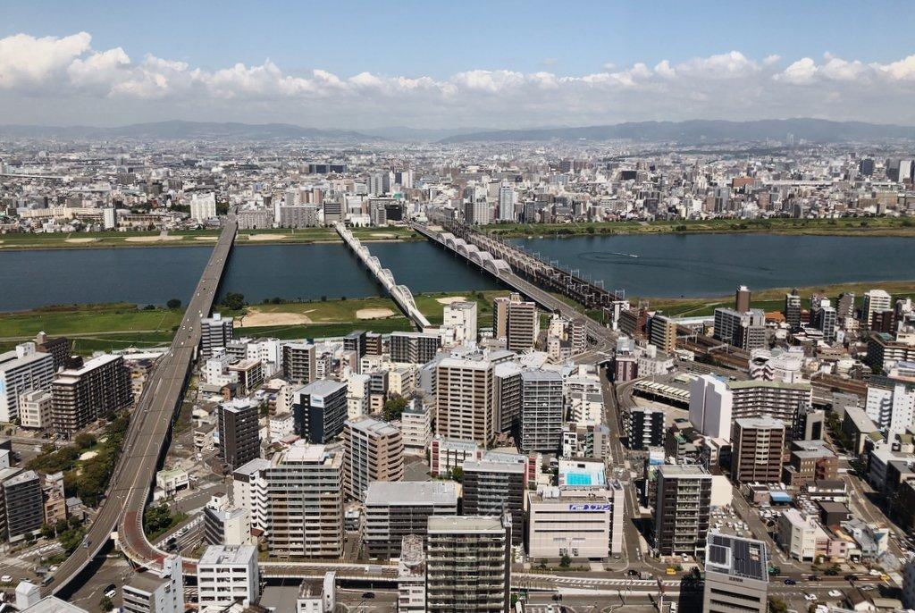 Osaka-Tipps-Blick-vom-Umeda-Sky-Building