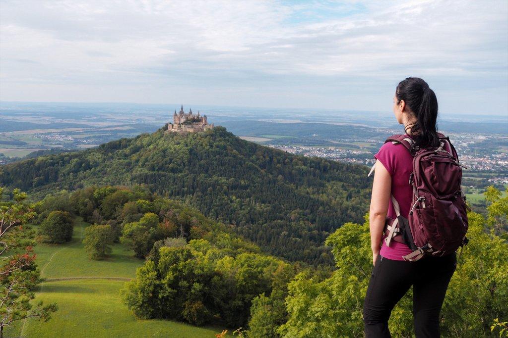 Wandern in Deutschland - Albstadt