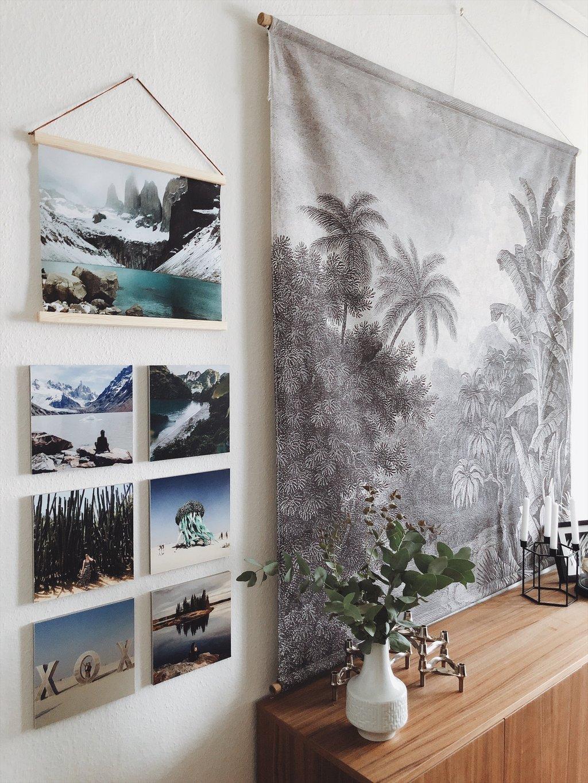 Reise-Fotos-als-Deko-fuer-die-Wohnung