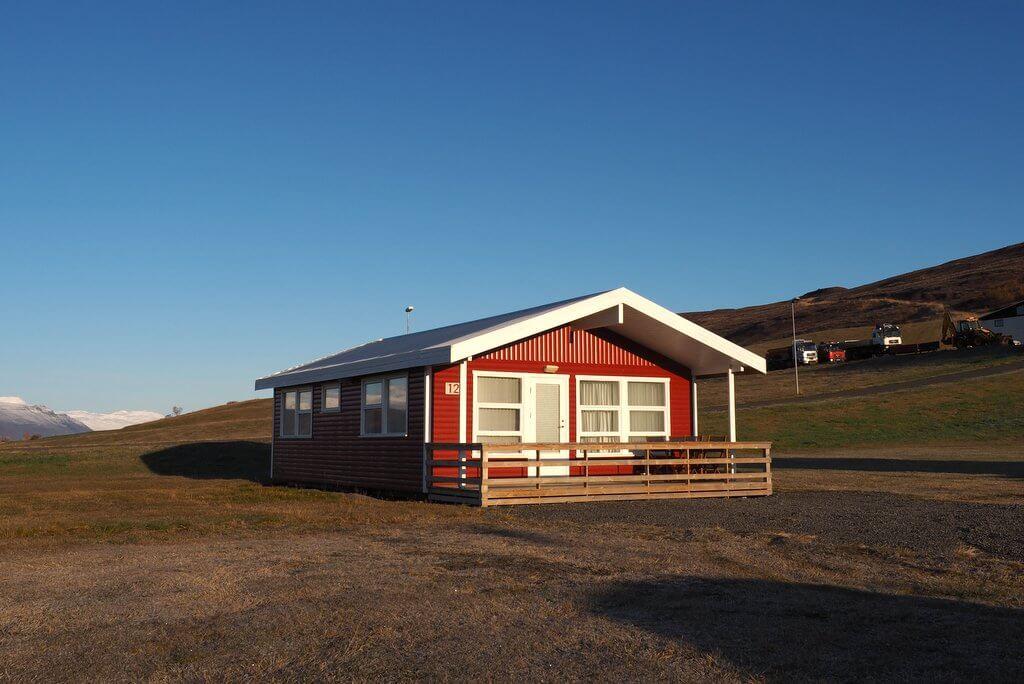 Guesthouse Brekka Island