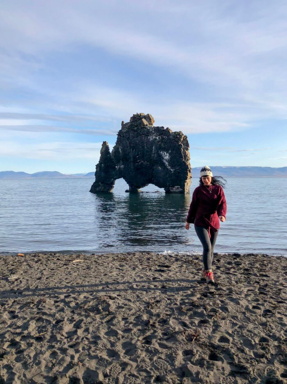 Hvitserkur Island