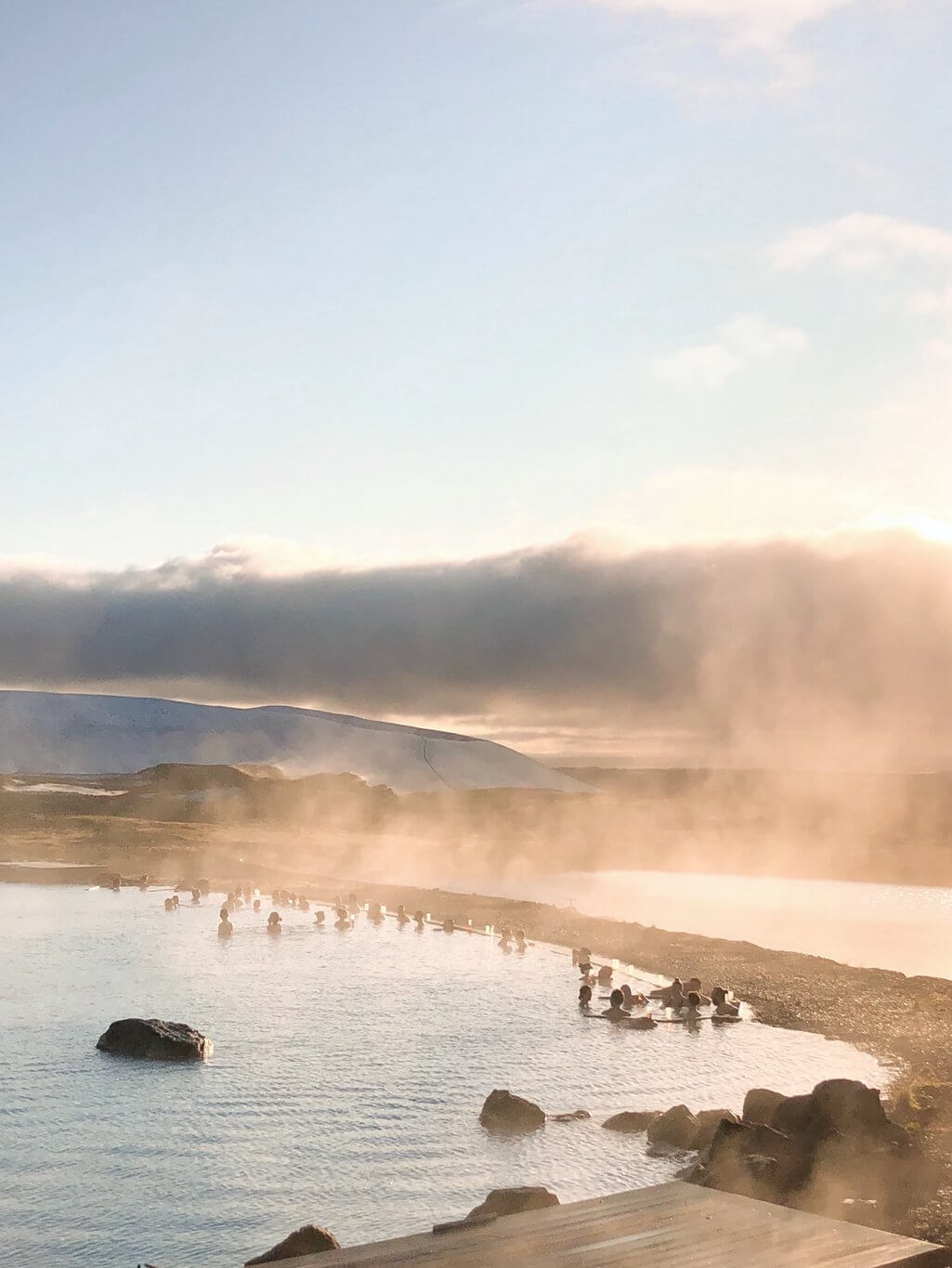 Myvatn Nature Baths Island