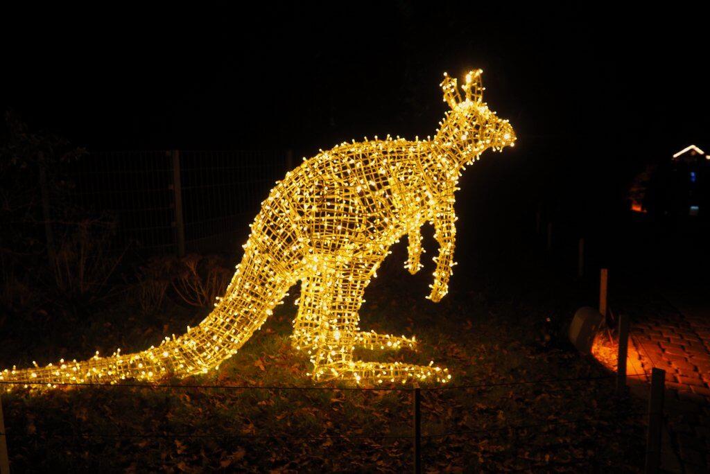 Christmas Garden Stuttgart weihnachtliche Wilhelma