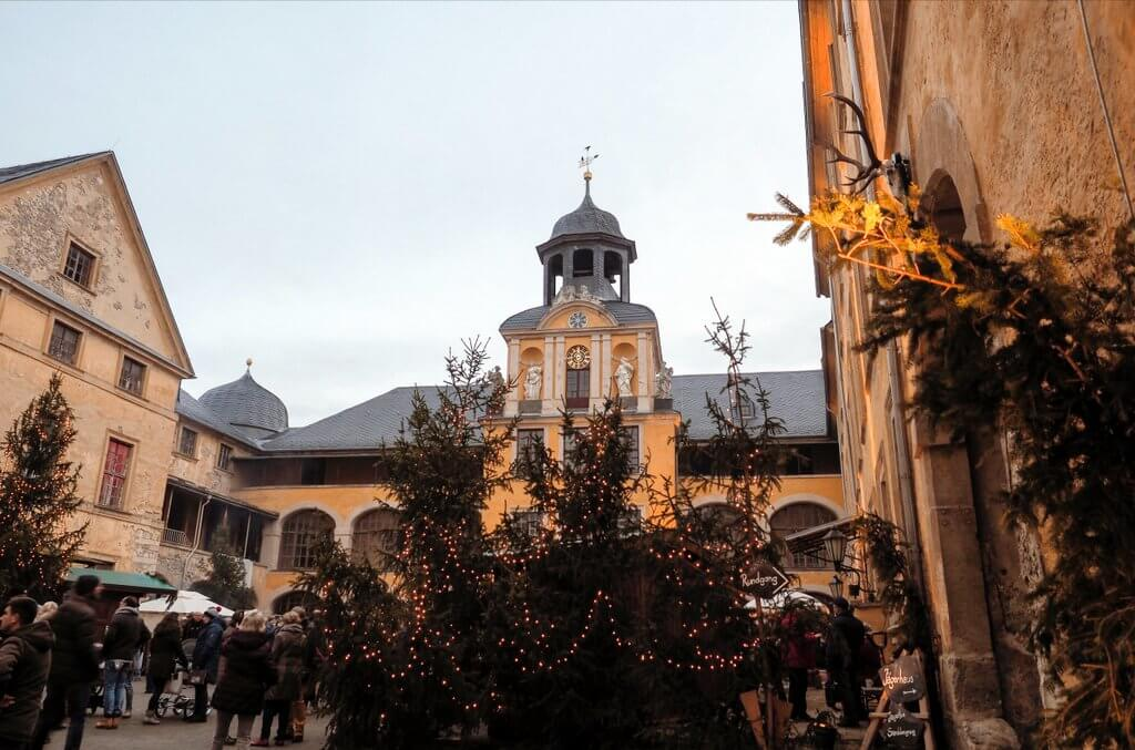 Grosses Schloss Blankenburg Harz