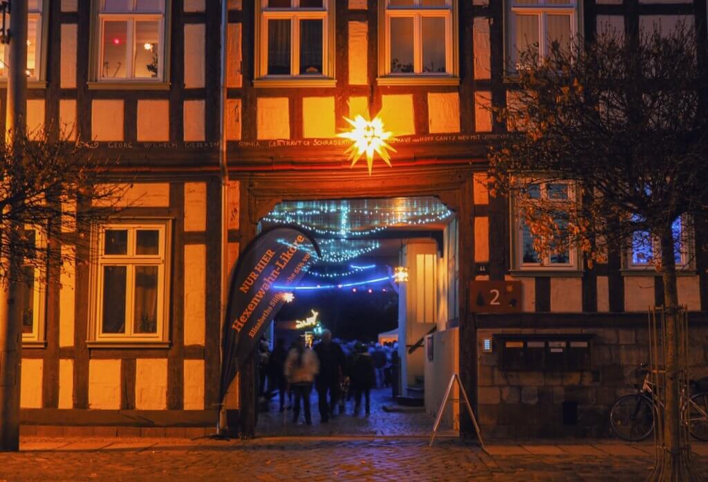 Halberstadt Weihnachtshoefe