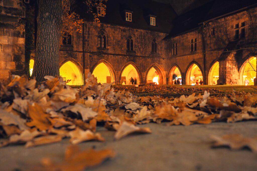 Halberstadt Weihnachtsmarkt Liebfrauenkirche