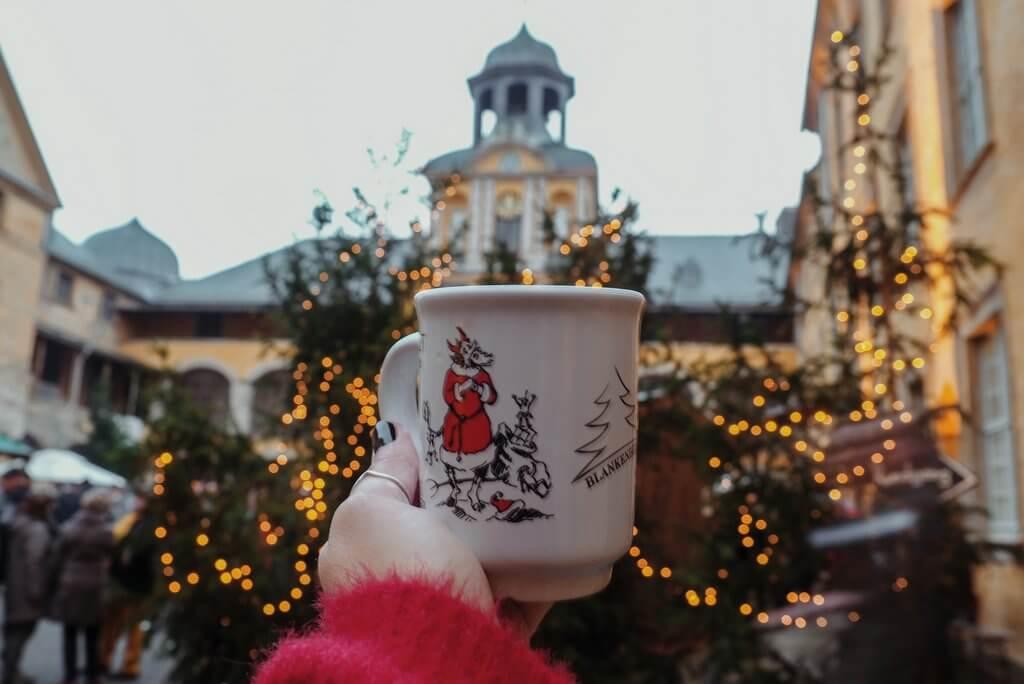 Harz Schlossweihnacht Blankenburg