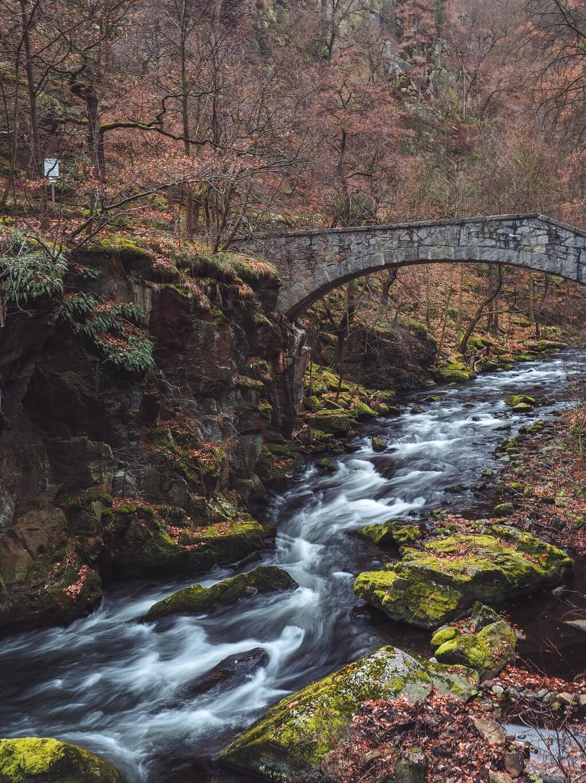Wandern Bodetal Harz
