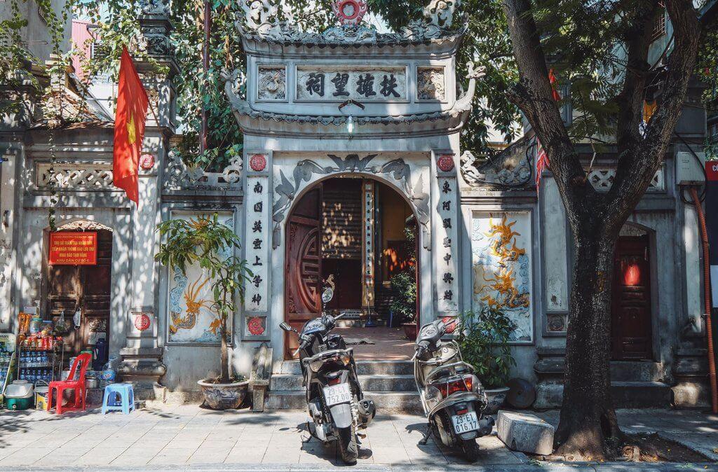 Hanoi Tipps Altstadt
